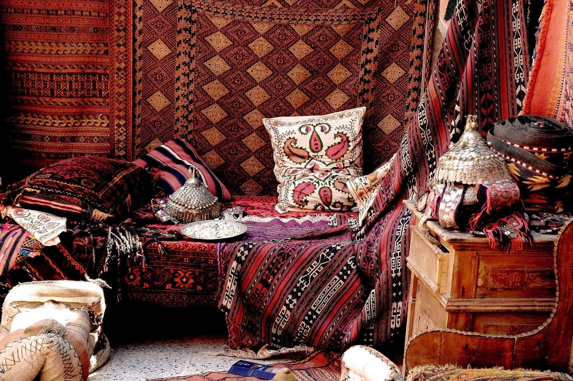 orientalische einrichtung – kult-deko, Modernes haus